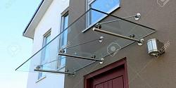 Glasvordächer & Glasüberdachungen
